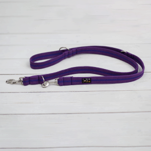 liberty purple training lead for dogs