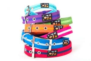 Oscar and hooch best dog collars for labradors uk