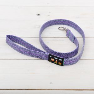 Purple daisy lead