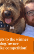 Dog and owner lookalike competition winner announced