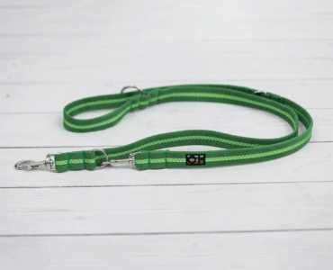 How to use a double ended dog training lead