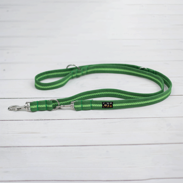 double ended dog lead