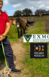Oscar & Hooch team up with Exmoor National Park
